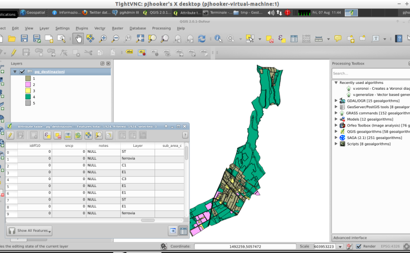 Da ShapeFile a DXF