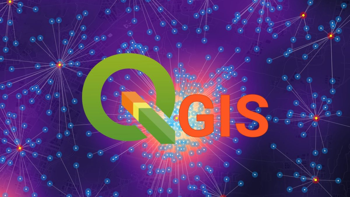 Geodata visualization con QGIS
